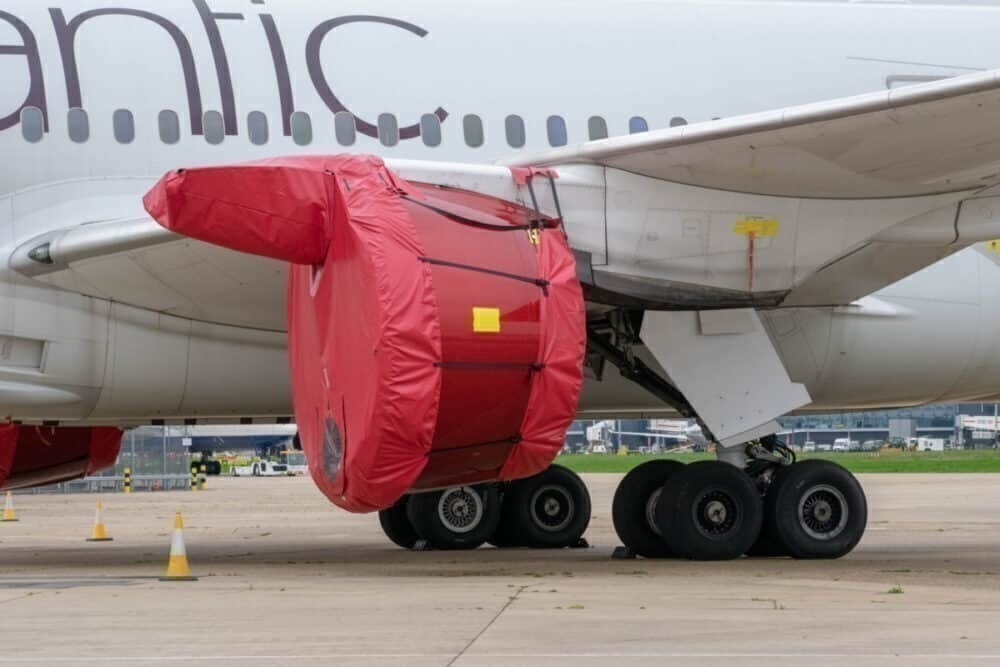 Virgin Atlantic, Trent 1000, Boeing 787