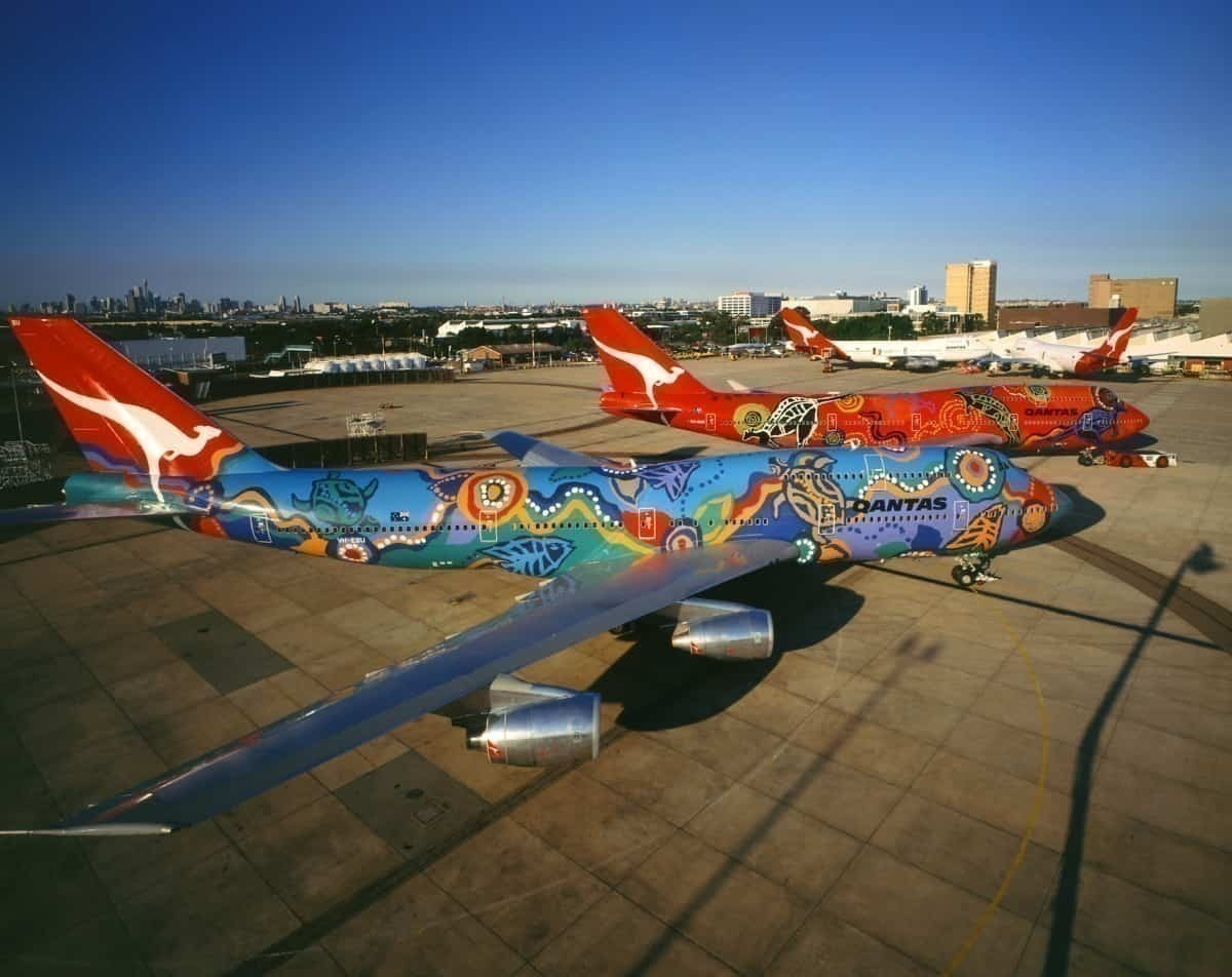 Qantas-Replaces-Boeing-747