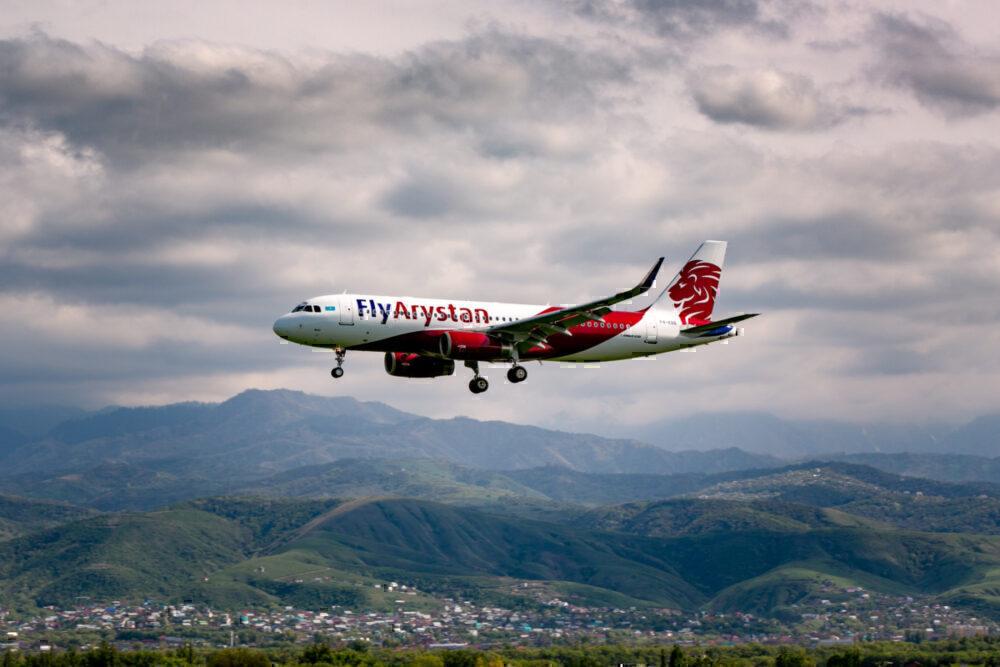 Air Astana, Cargo, Boeing 767