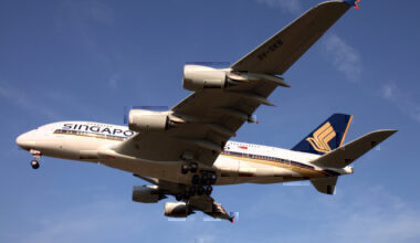 Singapore Airlines reports first-ever annual loss