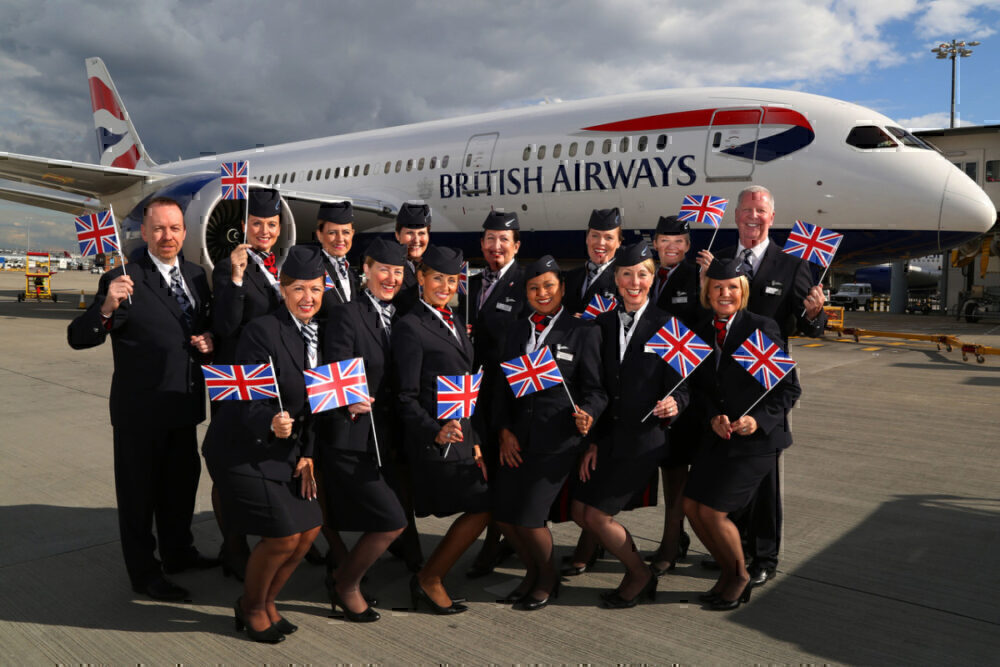 IAG, British Airways, Job Consultation