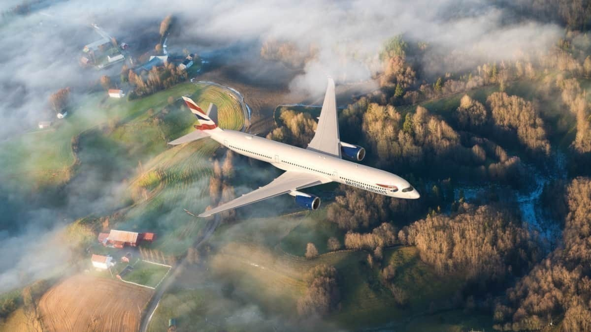British Airways, Boeing 787-10, Delivery
