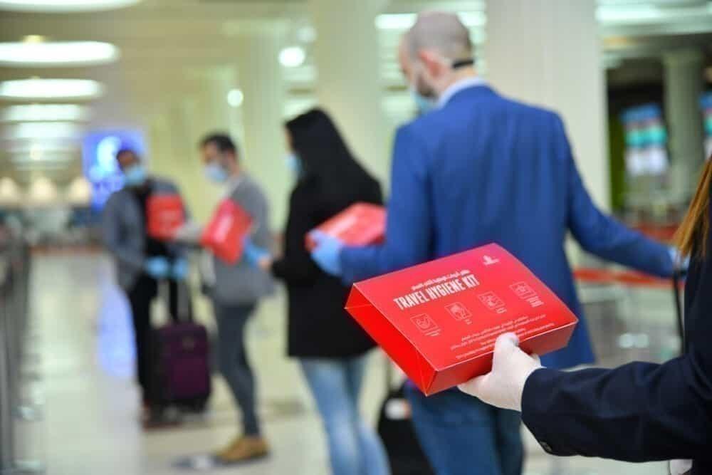 Emirates Hygiene Kit