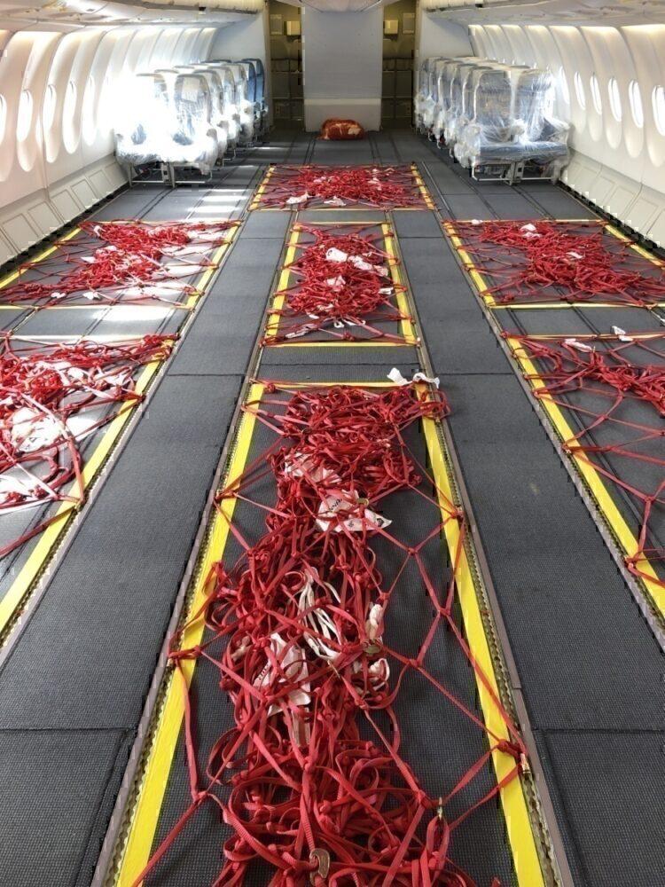 finnair passenger to cargo