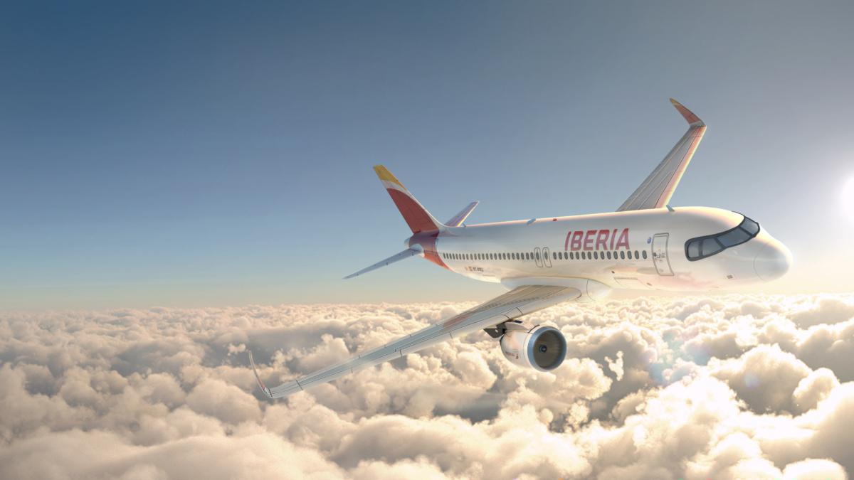 Iberia-A320neo