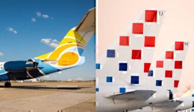 Trade Air Croatia Airlines Hrvatska