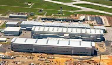 Airbus A220 Production Facility