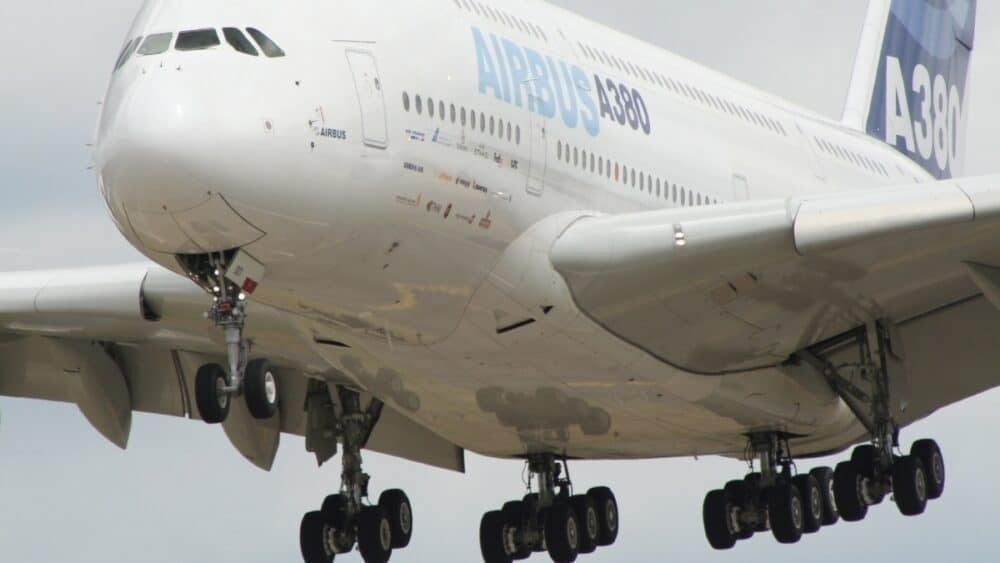 Airbus A380 Video