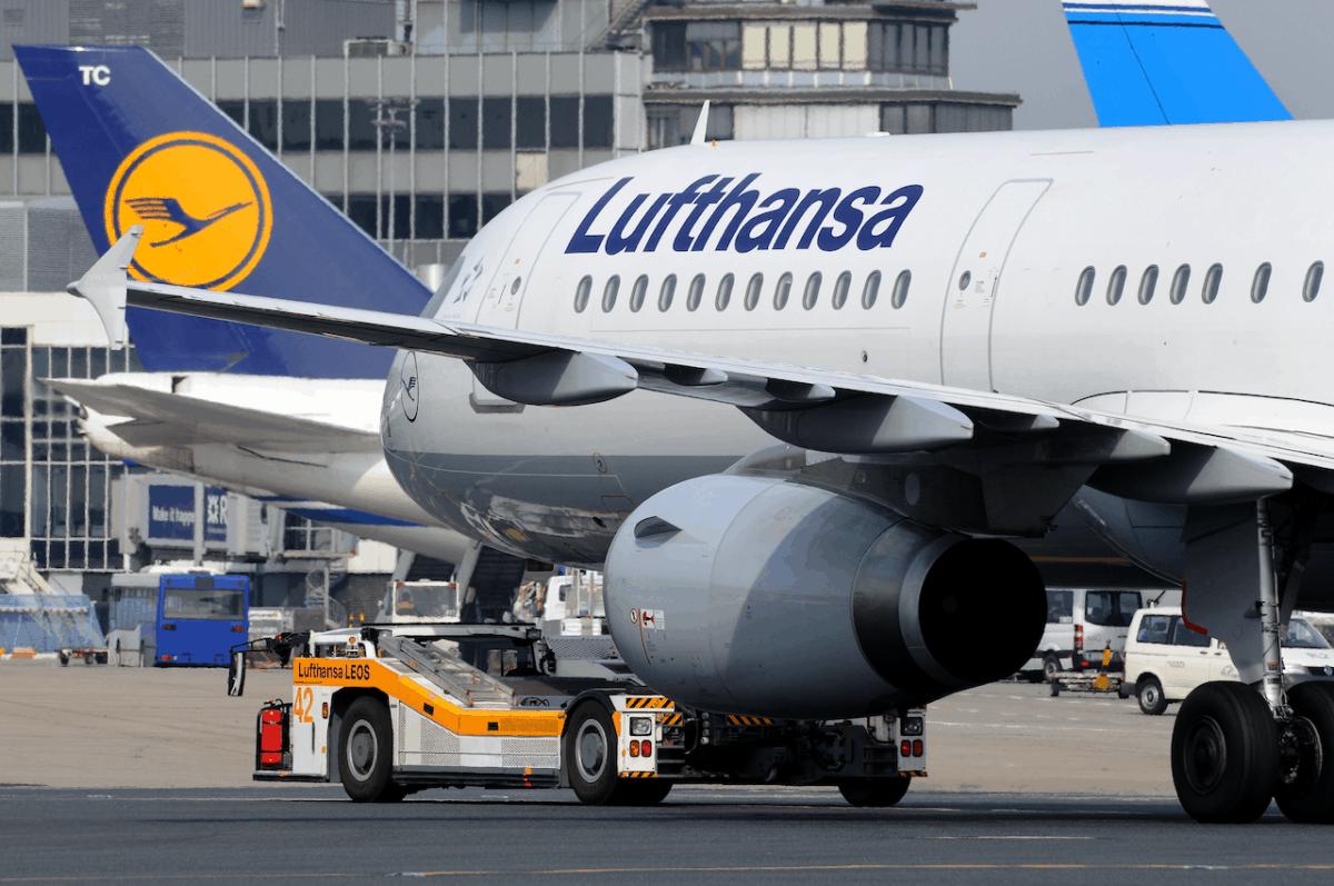 Lufthansa, COVID-19 Tests, Frankfurt