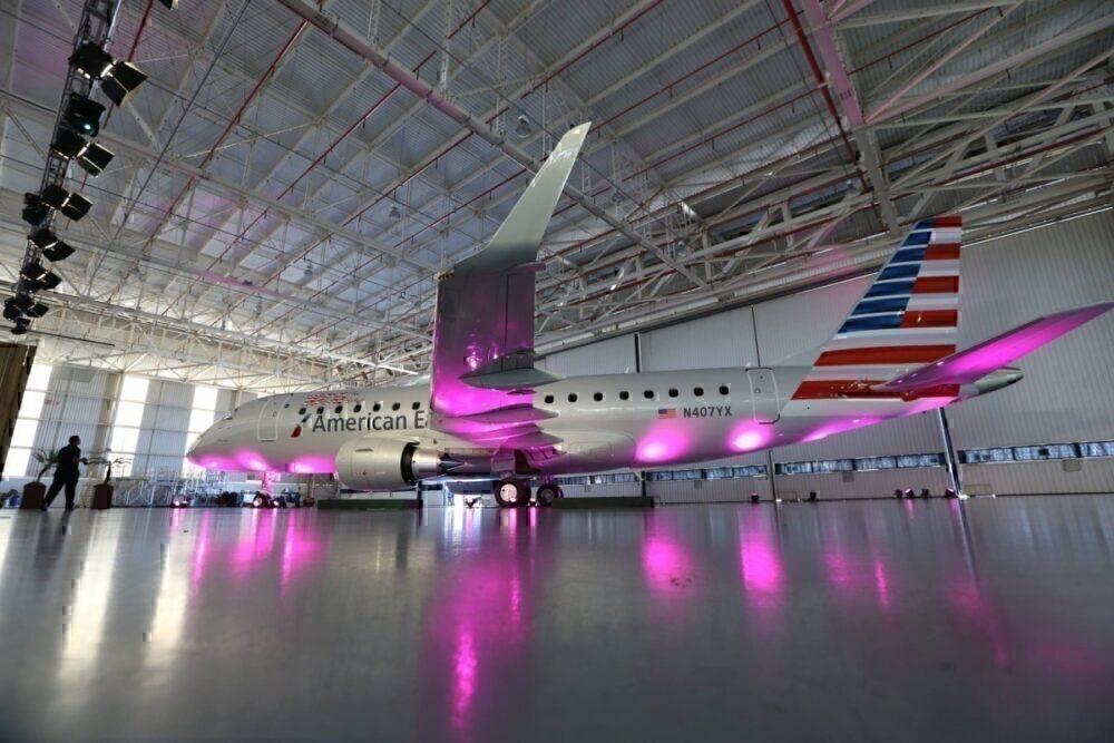 Embraer American Eagle