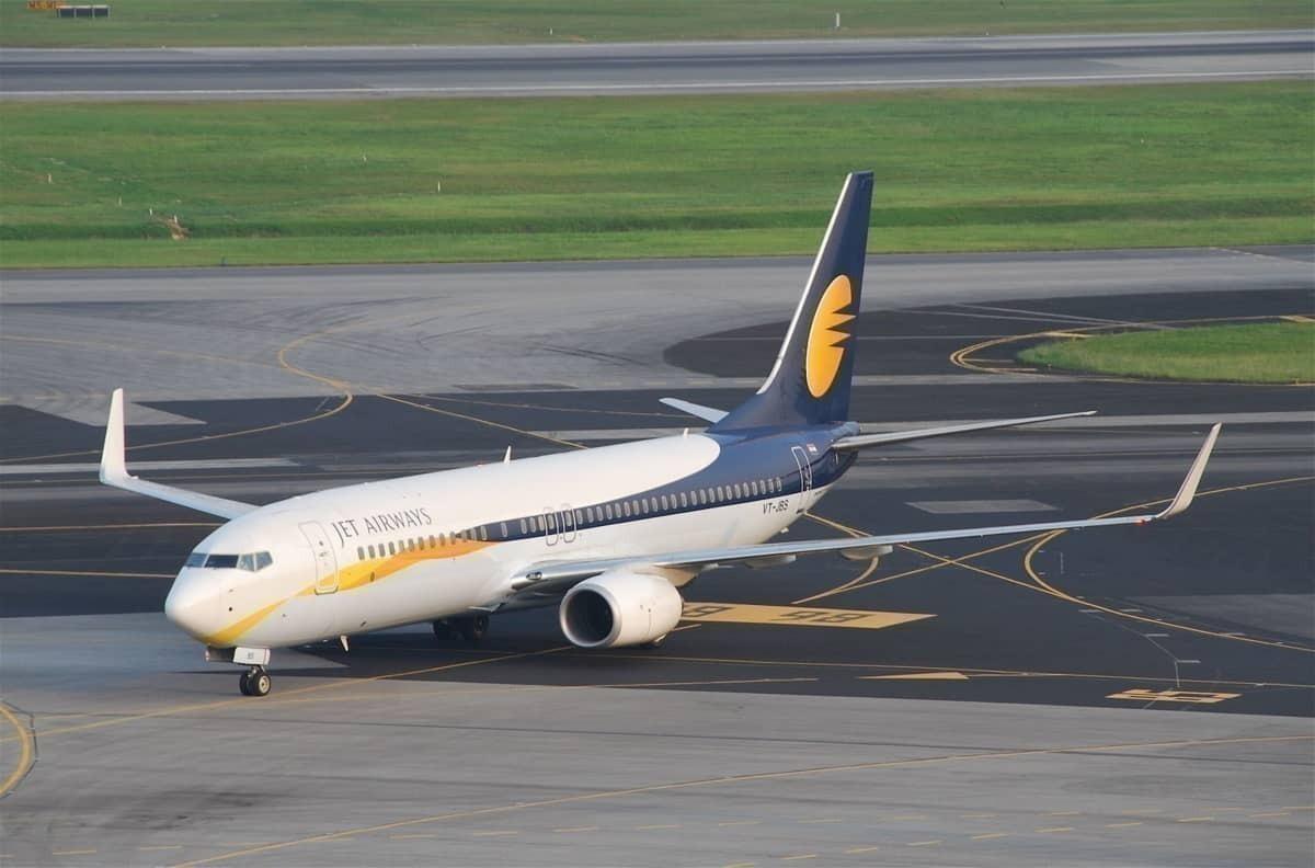 Jet Airways - Boeing 737