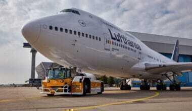 Lufthansa, boeing 747, Scrapped
