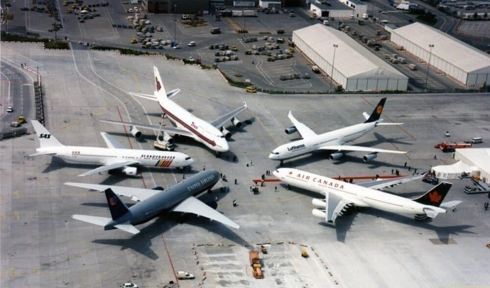 Star Alliance 1997