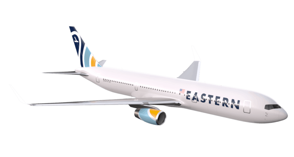 Eastern Airlines 767