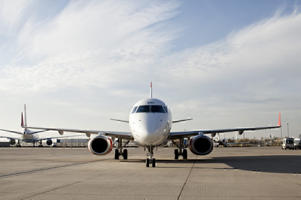 Austrian Airlines, July, Return To Service