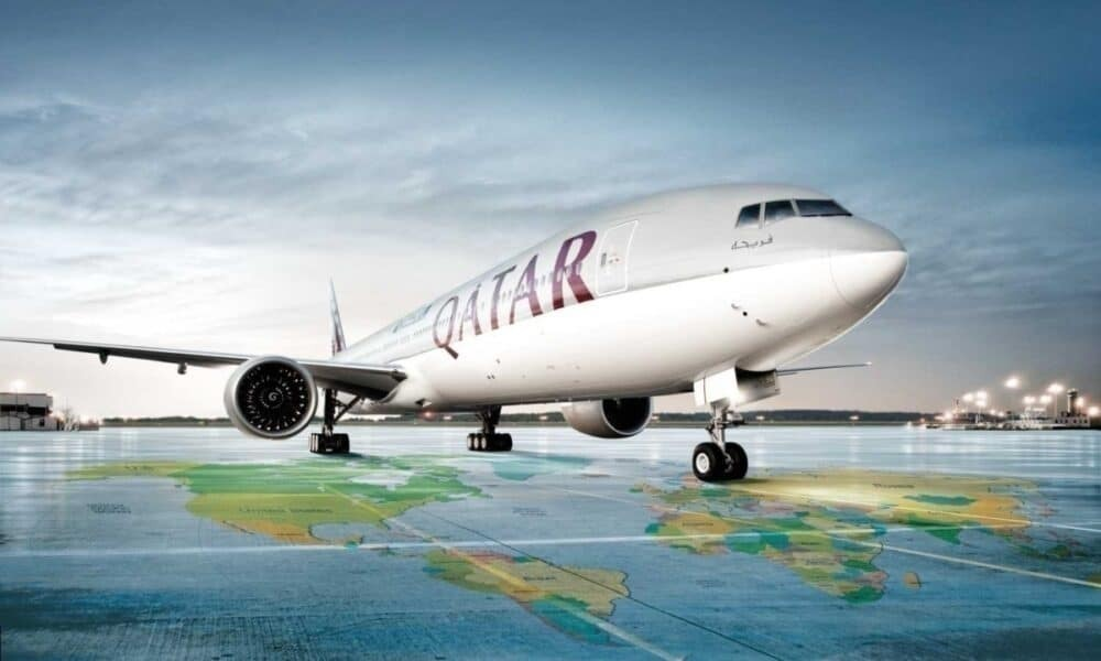 Qatar Airways, Largest Carrier, 15000 Flights