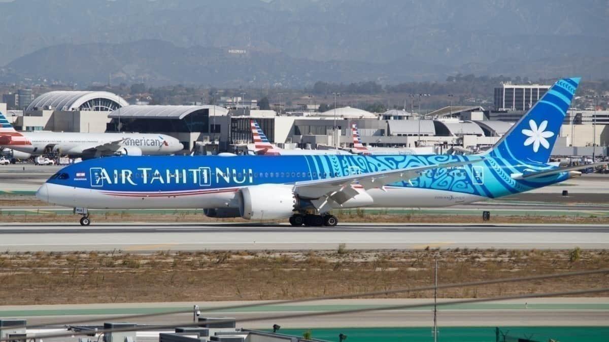 Boeing 787-900 Dreamliner - Air Tahiti Nui