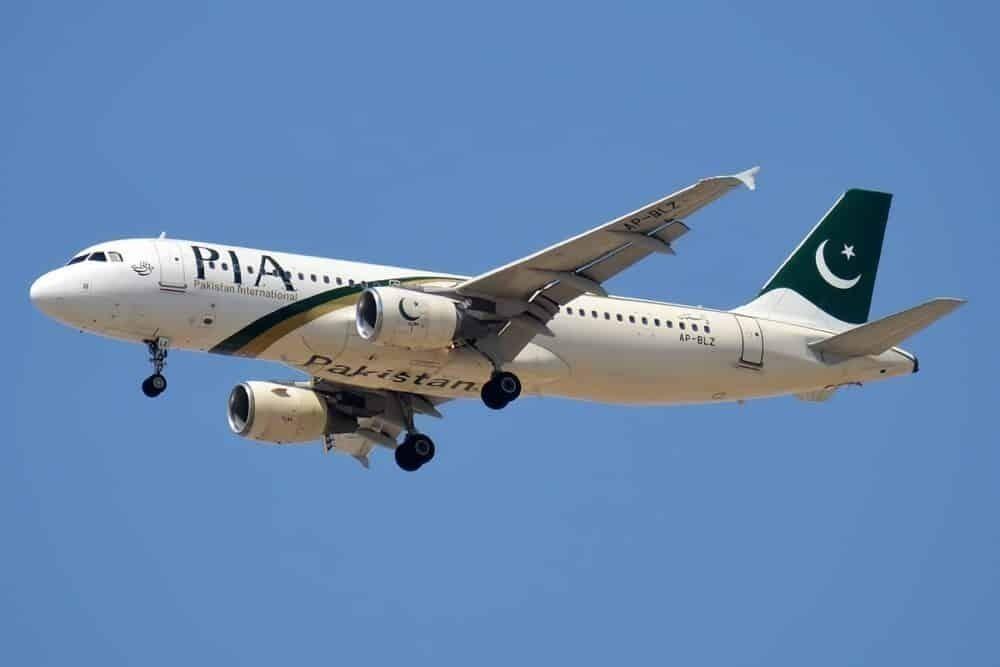 AP-BLZ PIA A320