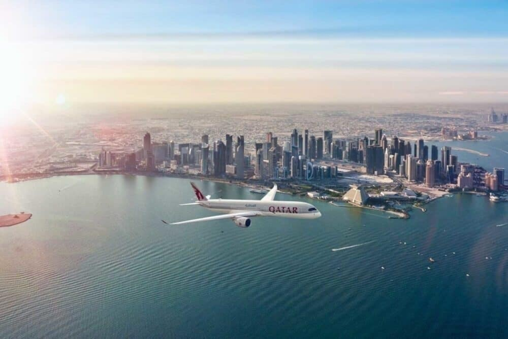 Qatar Airways Aicraft