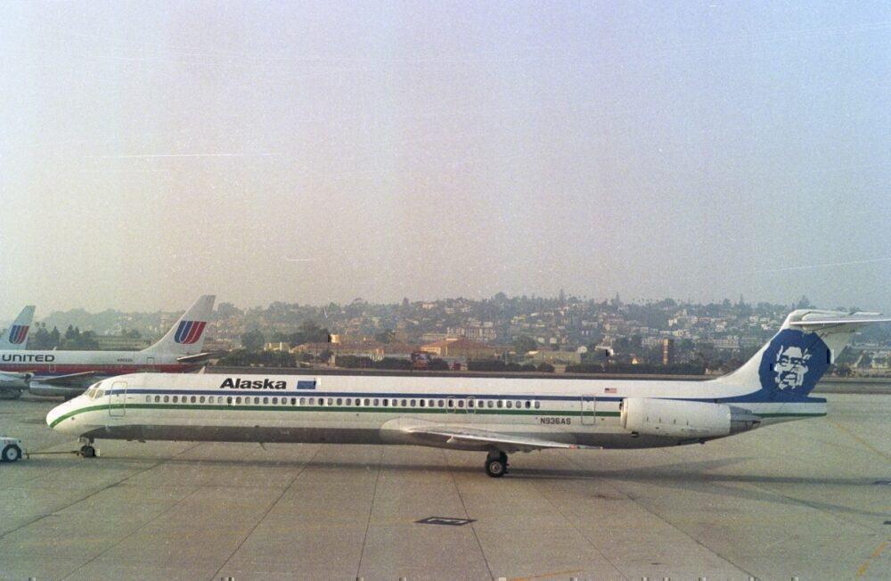 MD-80 Alaska