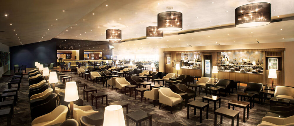 Golden Lounge Malaysia Airlines