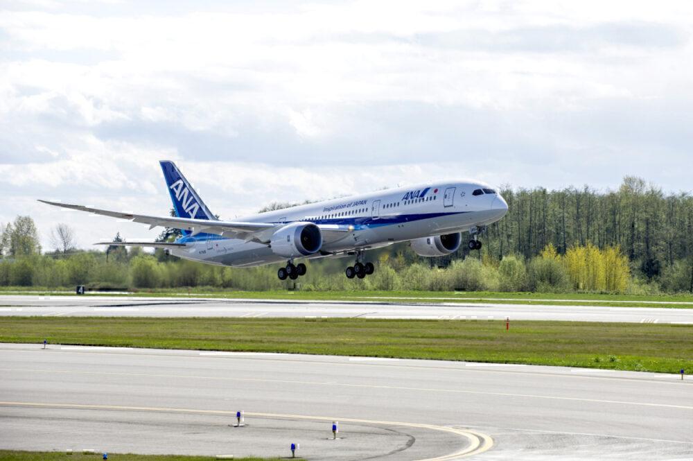 ANA 787-9