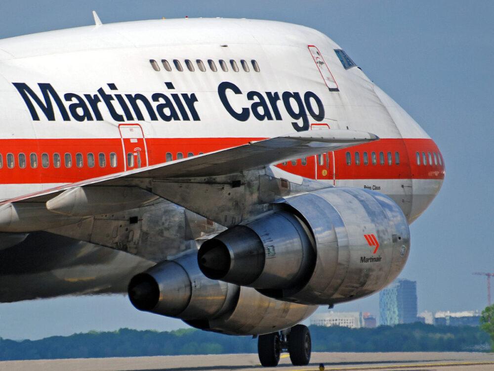 Martinair Cargo 747