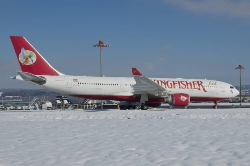 Kingfisher A330-200