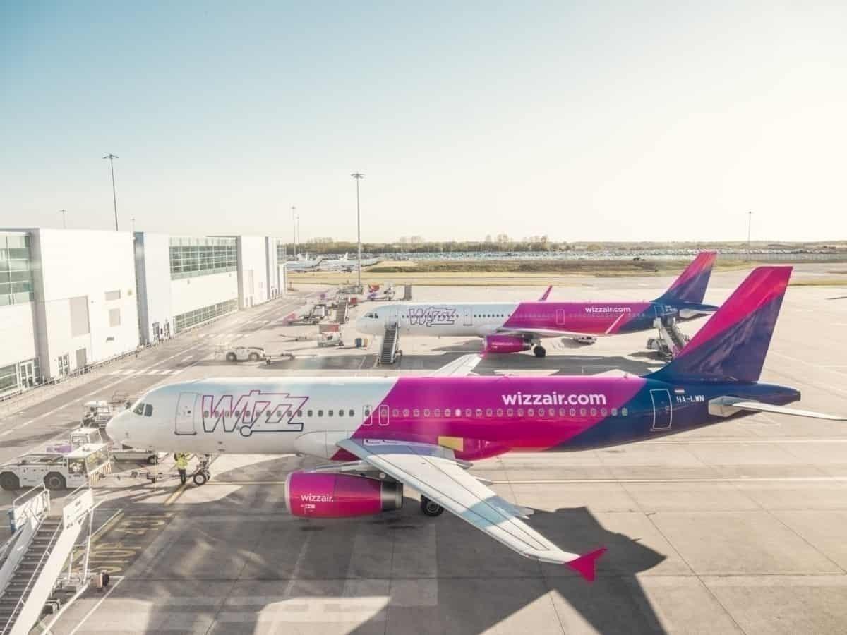 wizz air 100 aircraft 2035