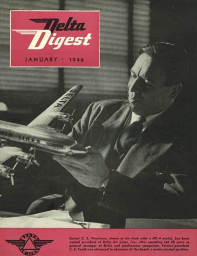 Woolman Delta Cover