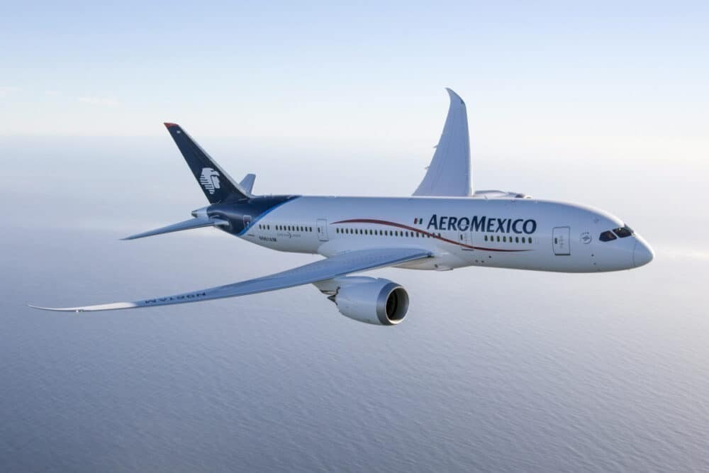 Aeromexico 787