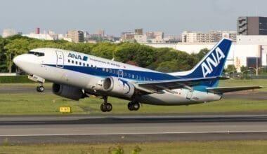 ANA Wings Boeing 737-500