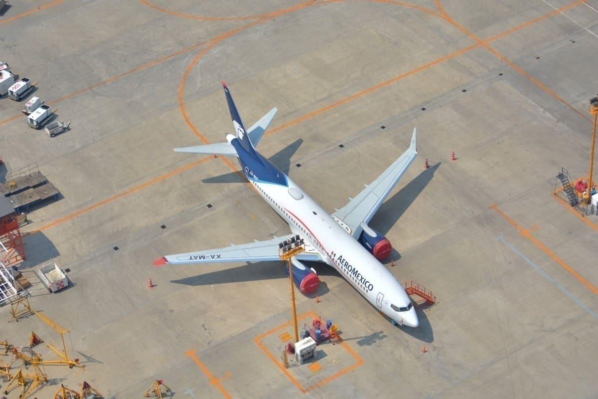 Aeroméxico MAX 2