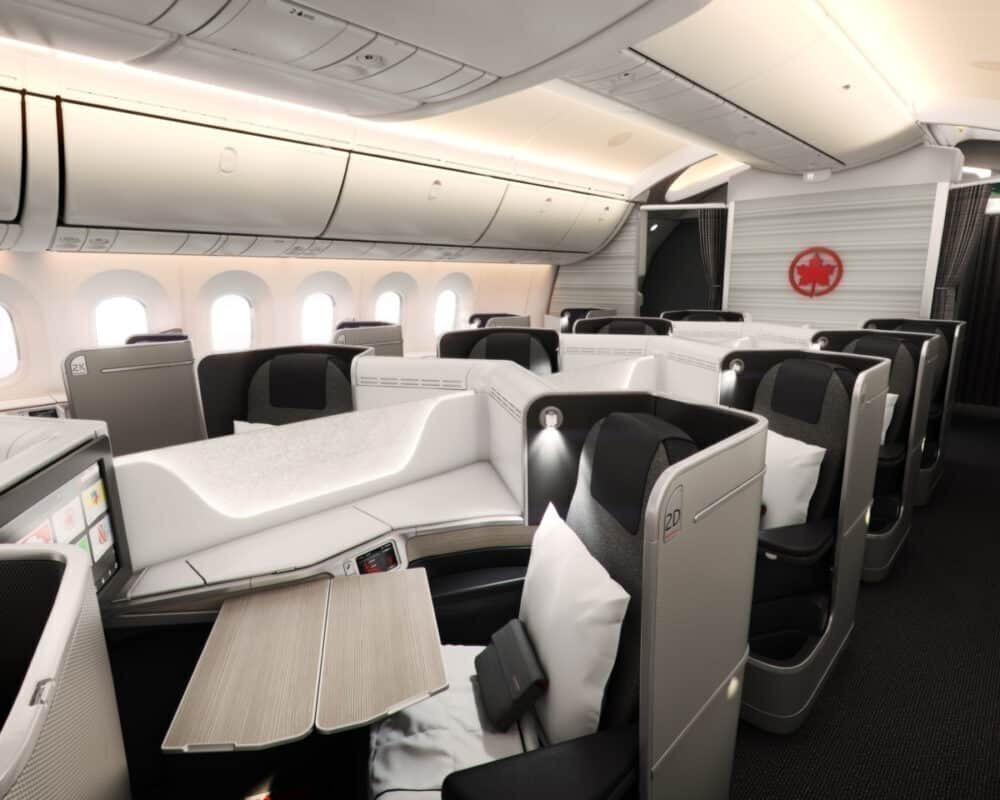 Air Canada Is Bringing Back Inflight Meal Service