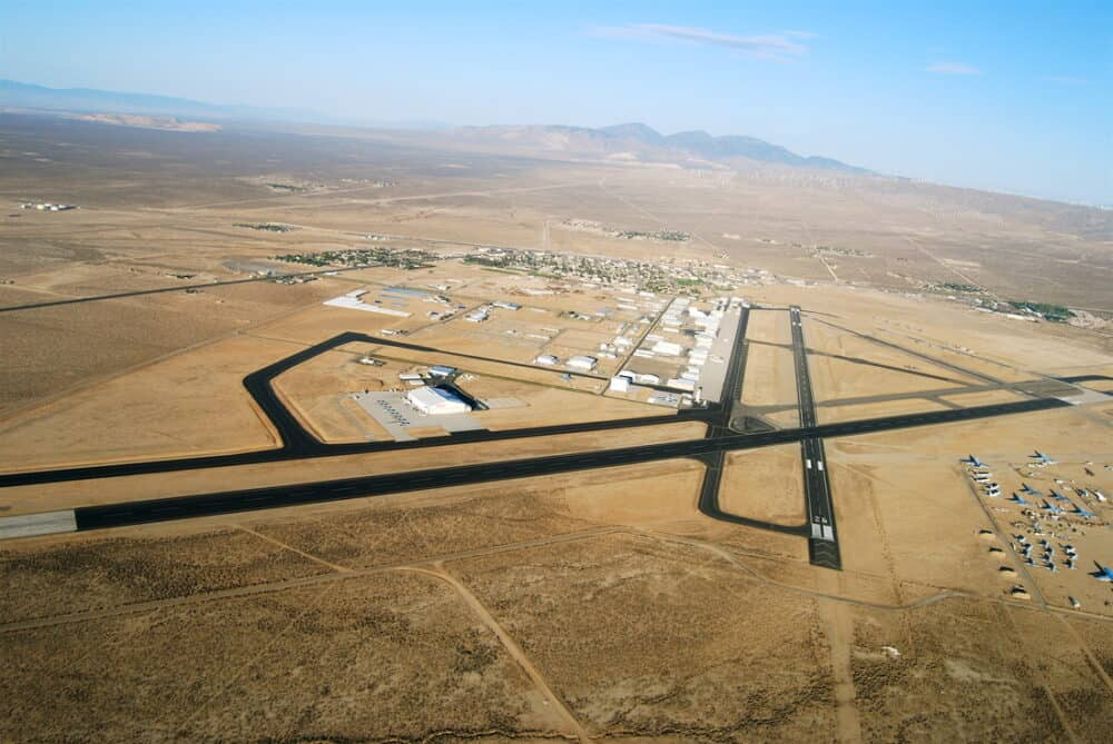 Mojave Airport