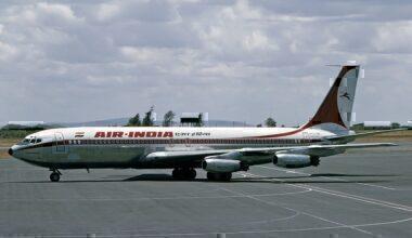 Air India 707