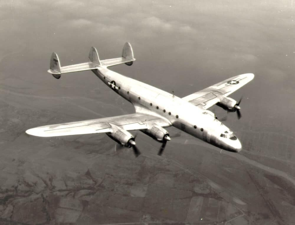 Air India Lockheed Constellation