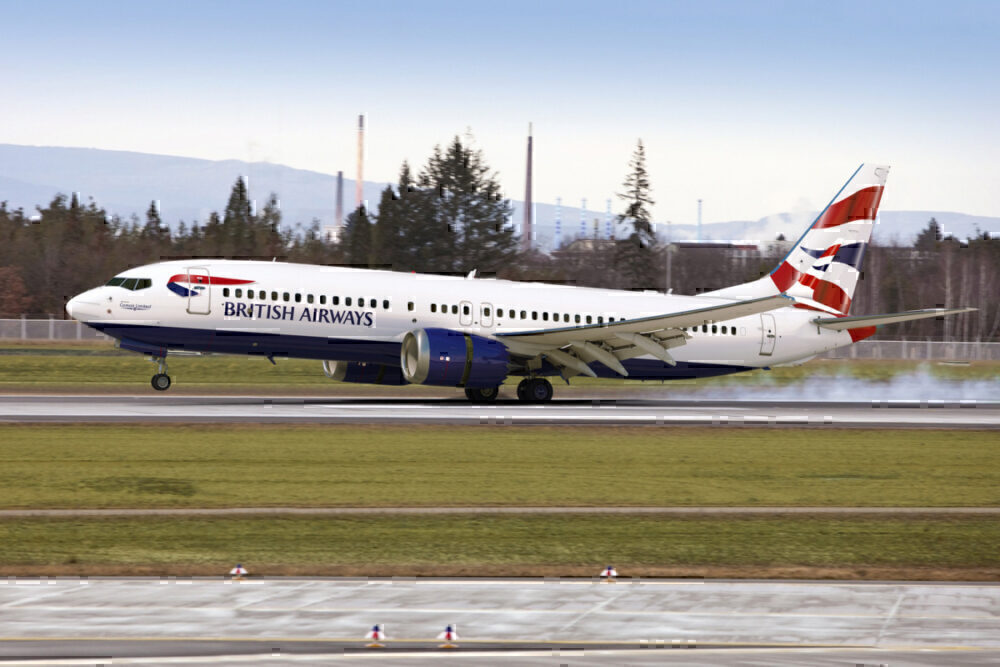 Comair, Fleet Reduction, British Airways