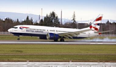 Comair, Fleet Reduction, British Airways