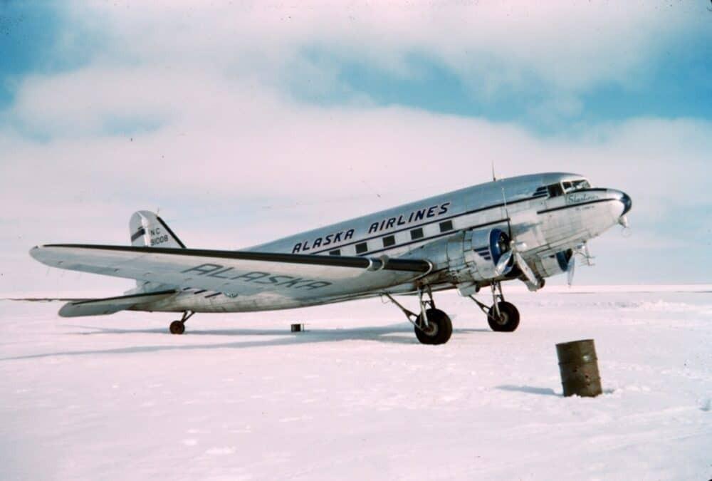 Alaskas DC 3