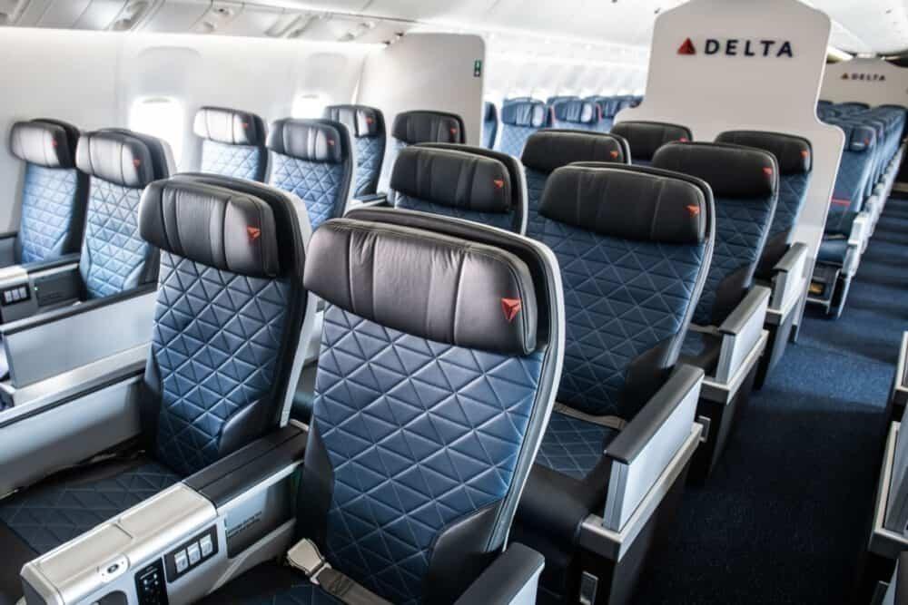 Premium Select on Delta