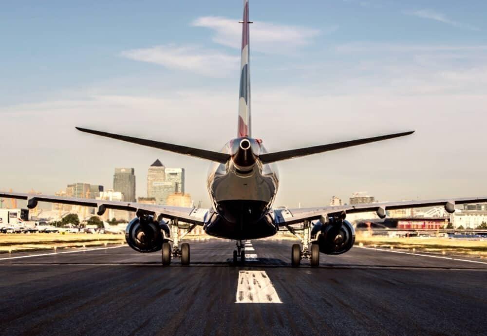 British Airways, CityFlyer, London City Airport