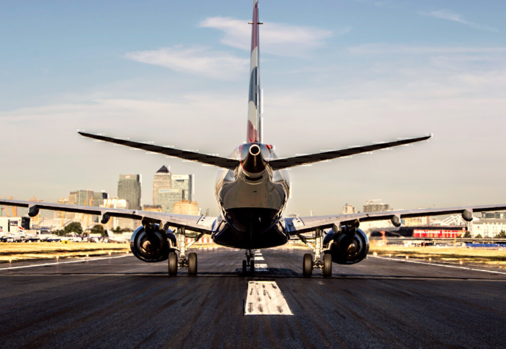 London City Airport, Resume Flights, June