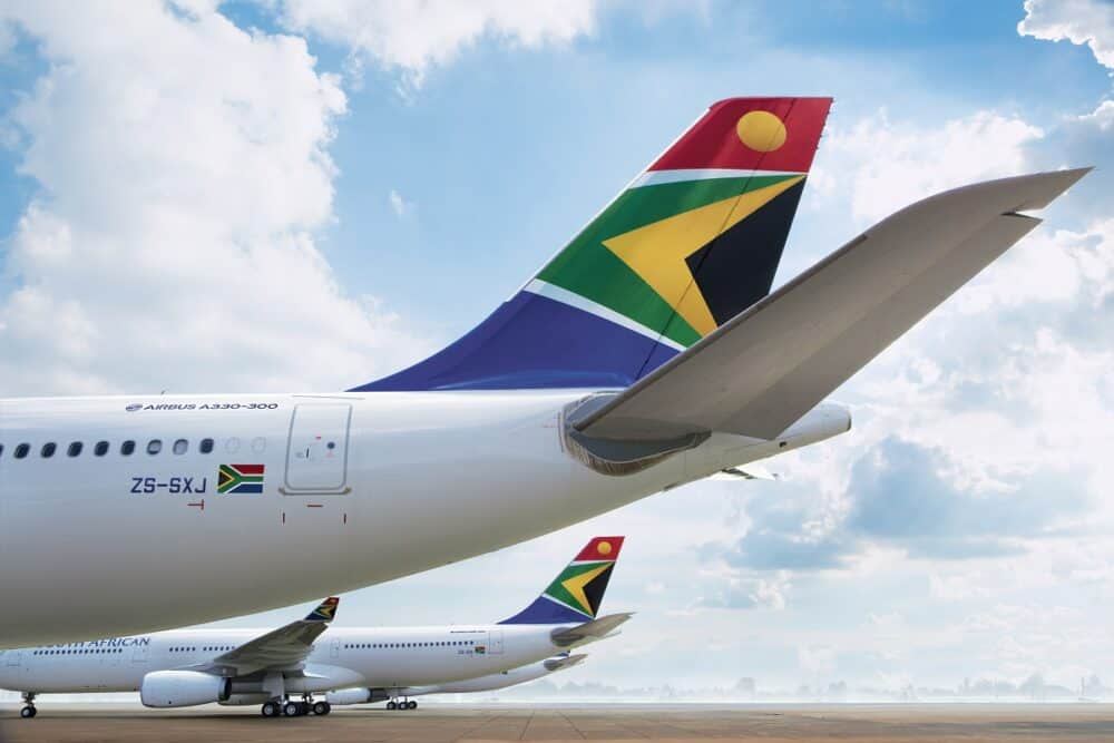 South African Airways SAA Practitioners