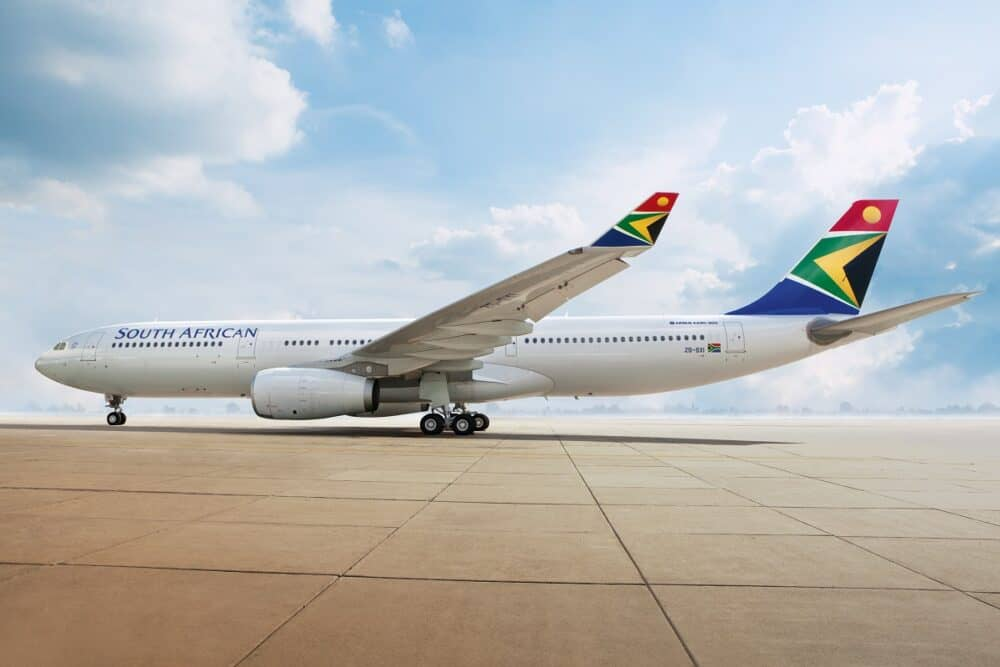 South African Airways SAA Bailout