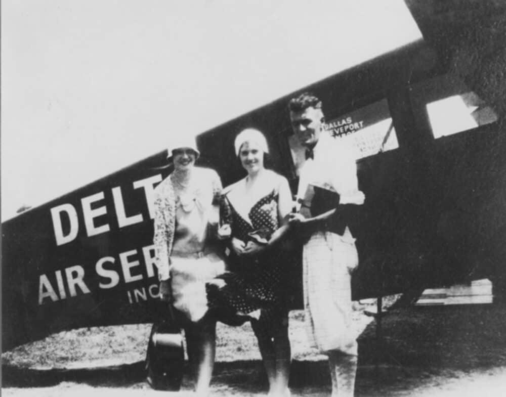 Delta Air Service