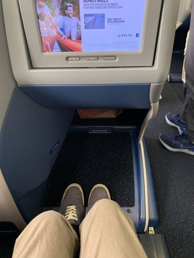Trip Report: Delta One On A 767 Between Atlanta And Bogota