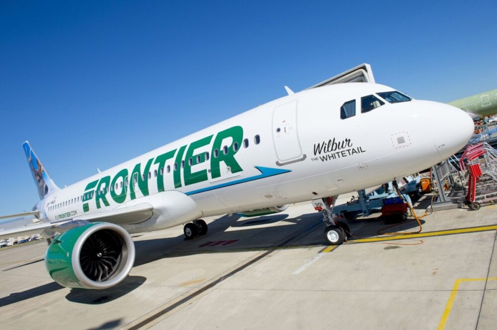 Frontier aircraft