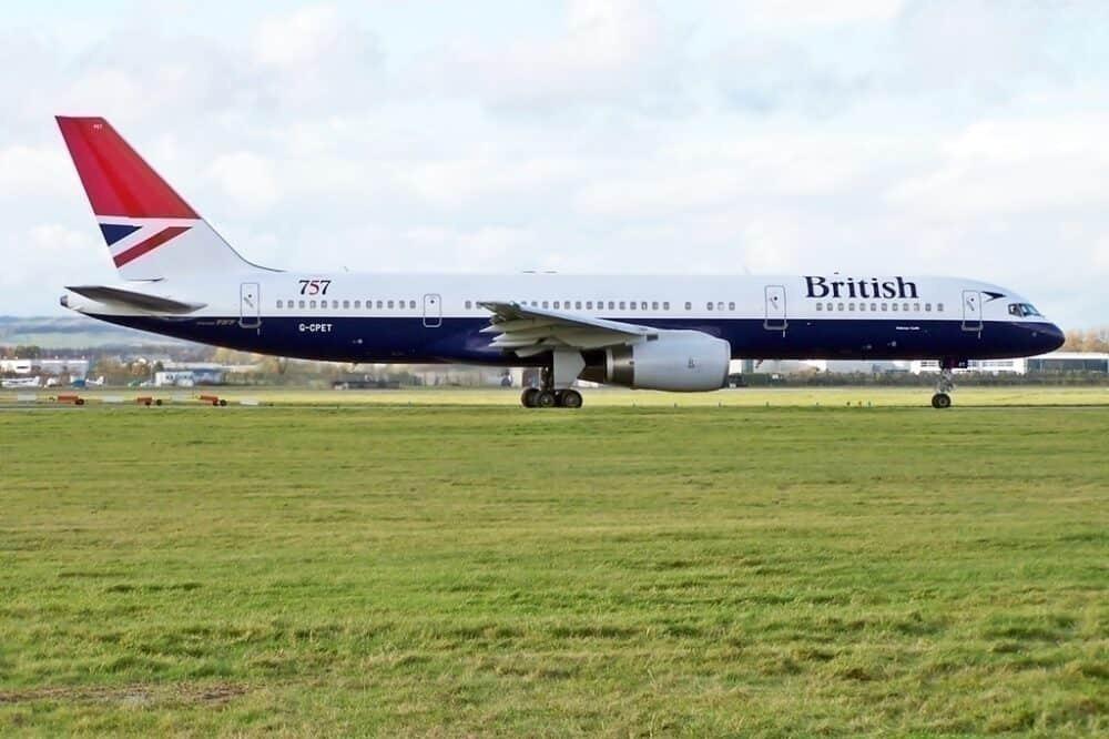 British 757 negus