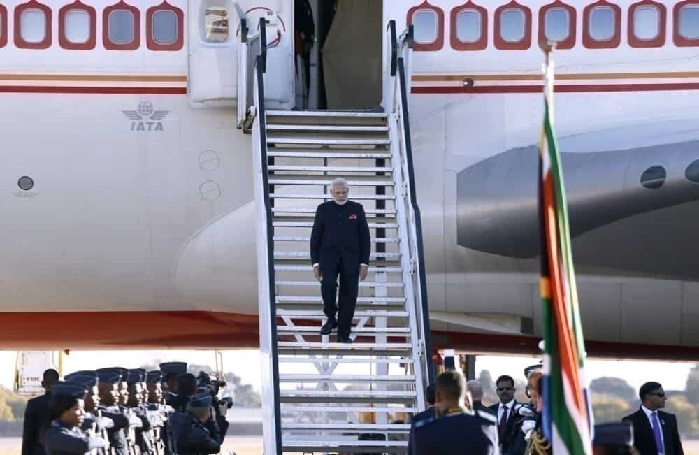 India Air Force One